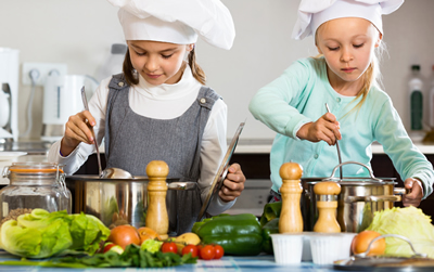 cooking classes learn to cook kids teens palates